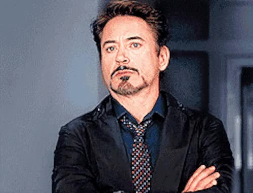 Watch I can never hide my annoyance… GIF on Gfycat. Discover more robert downey jr GIFs on Gfycat