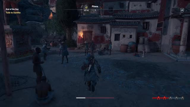 Watch and share Assassin's Creed Odyssey 2019.07.24 - 00.23.17.02.DVR GIFs by Daven Witt on Gfycat