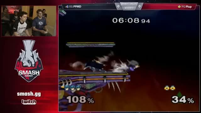 PPMD vs Plup - Singles LB - Smash Summit