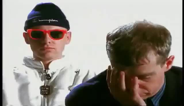 Watch and share Pet Shop Boys GIFs on Gfycat