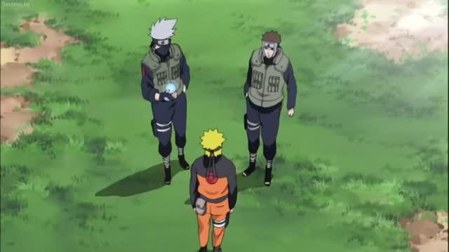 Watch and share Naruto Shippuden GIFs and Rasengan GIFs by AnimeReaction on Gfycat