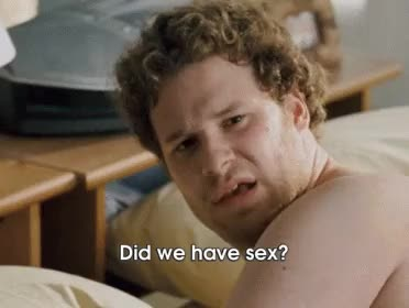 Watch and share Seth Rogen GIFs and Sex GIFs on Gfycat
