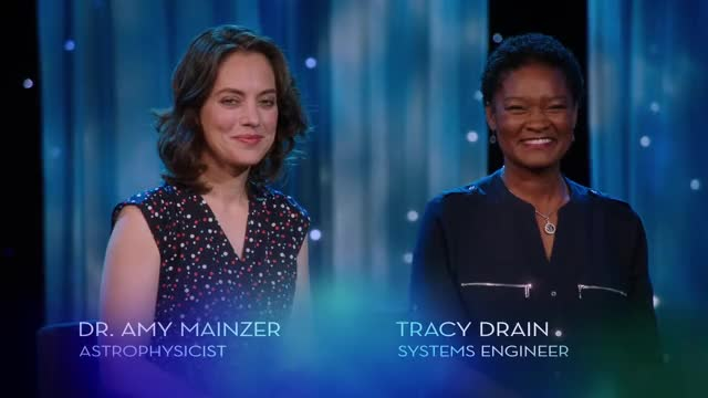Watch and share Female Scientist GIFs and Amy Mainzer GIFs on Gfycat