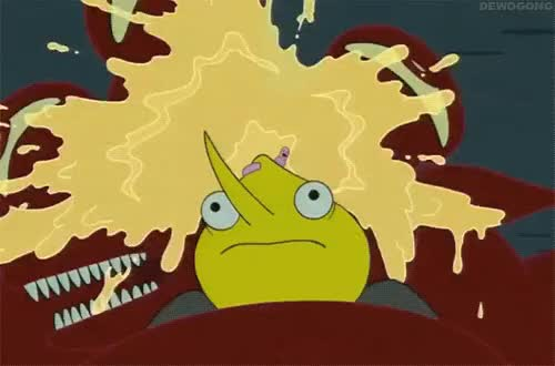 Watch and share Lemongrab Cries Out For Princess Bubblegum T_T GIFs on Gfycat