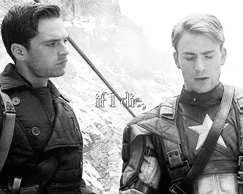 Watch and share Bucky Barnes GIFs and Marvel Edits GIFs on Gfycat