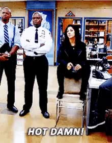 Watch Call The Po-lice And The Fireman GIF on Gfycat. Discover more andre braugher GIFs on Gfycat