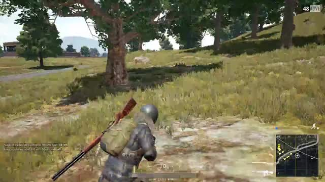 Watch and share Chineseouchie - Surviving With No HP (Literally) GIFs on Gfycat