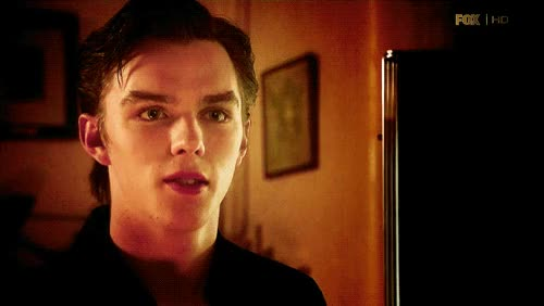 Watch and share Nicholas Hoult GIFs and Bang GIFs on Gfycat