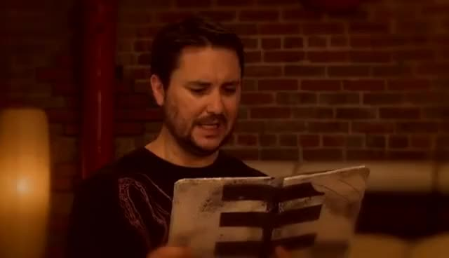 Watch and share Wil Wheaton GIFs and Table Top GIFs on Gfycat