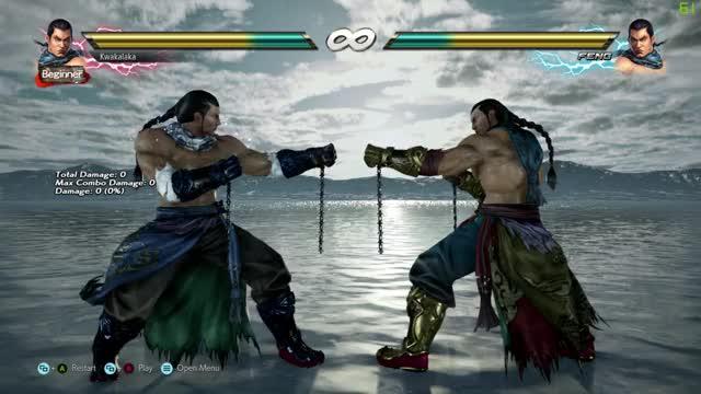 Watch and share Tekken GIFs by Kwakalaka on Gfycat
