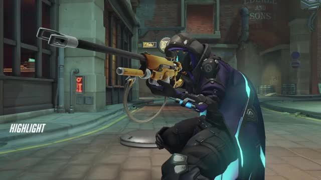 Watch and share Highlight GIFs and Overwatch GIFs by Grim on Gfycat