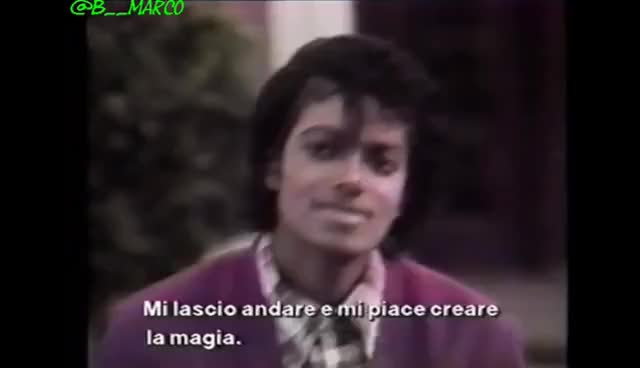 Watch and share Michael Jackson - Unauthorized Interview (1983) GIFs on Gfycat