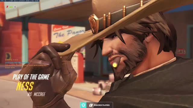 Watch and share Overwatch GIFs and Mccree GIFs by Pedro Souza on Gfycat