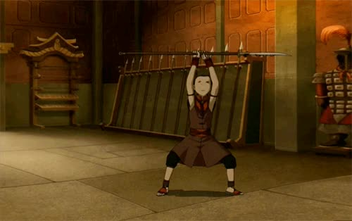 Watch gif Sokka atla avatar the last airbender GIF on Gfycat. Discover more related GIFs on Gfycat