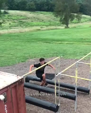 Watch and share Parkour GIFs by Cardiff City Forum on Gfycat