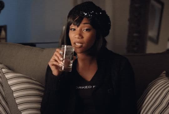 Watch this trending GIF by The GIF Smith (@sannahparker) on Gfycat. Discover more drinking, drunk history, sip, sip the tea, spill the tea, tea, tiffany haddish, turn up GIFs on Gfycat
