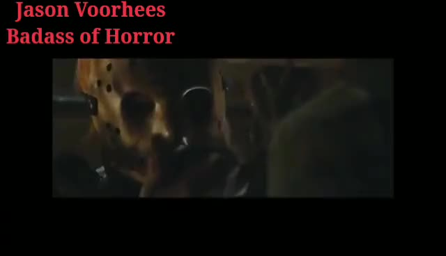 Watch and share Friday The 13th GIFs and Jason Voorhees GIFs on Gfycat