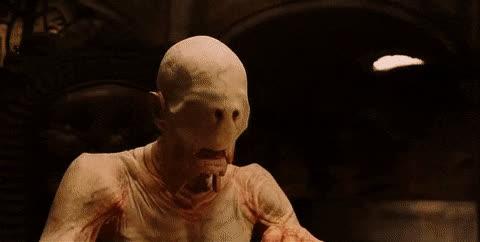 Eye Hands, Pale Man, Pan's Labyrinth, The Pale Man, The Pale Man Rises GIFs