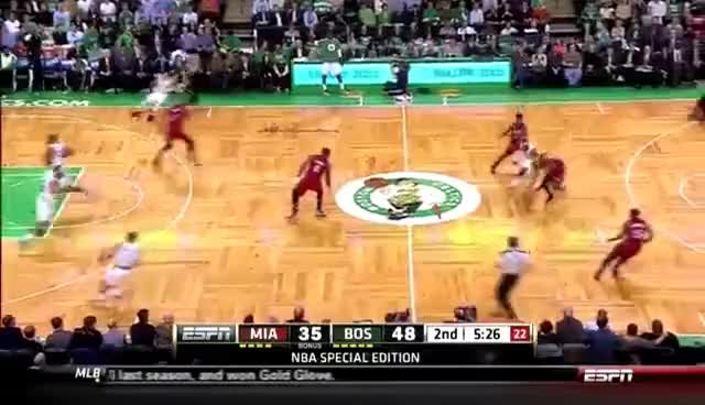 Watch and share Lebron James GIFs and Jason Terry GIFs on Gfycat