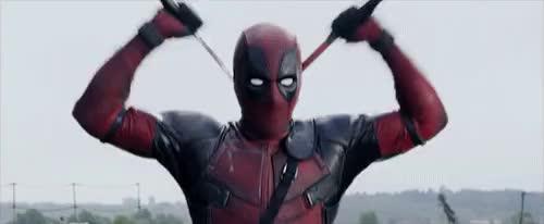 Watch  Deadpool Trailer GIF on Gfycat. Discover more Deadpool, Marvel, Ryan, Ryan Reynolds, Wade, Wade Wilson, nm;edit GIFs on Gfycat