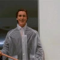 Watch American Psycho Axe Chop GIF on Gfycat. Discover more related GIFs on Gfycat