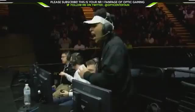 OpTic Gaming Vs Cloud9 - CoD XP Losers Round 3 Game 2 - Call of Duty XP Championship