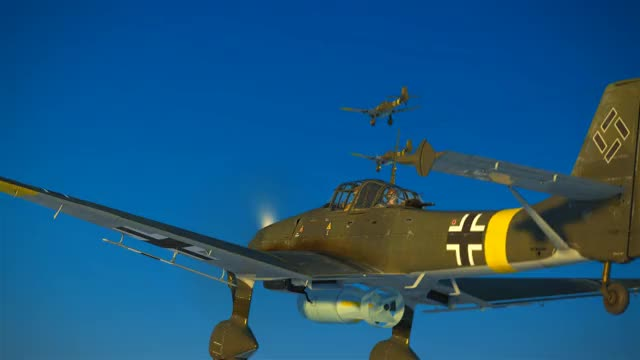 Watch and share IL-2 Sturmovik  Battle Of Stalingrad 2019.08.16 - 00.31.10.02 GIFs by mordrac on Gfycat