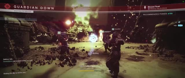 Destiny Physics