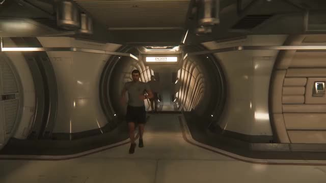 Watch Idris Cardio GIF on Gfycat. Discover more Chris Roberts, Cloud Imperium, Freelancer, Roberts Space Industries, Space Sim, Squadron 42, Star Citizen, Video Games, Videogame, Wing Commander GIFs on Gfycat