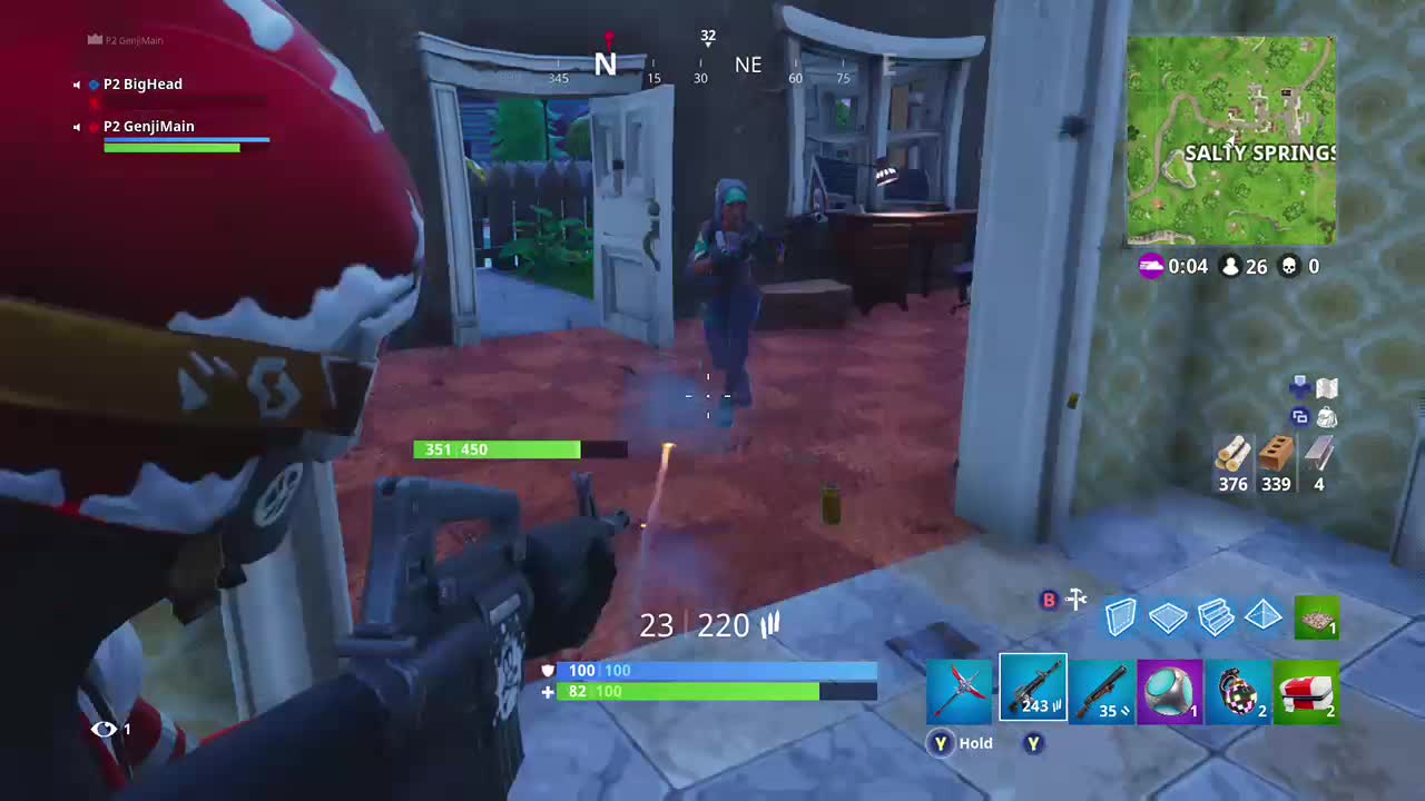 FortniteBattleRoyale, P2 GenjiMain, xbox, xbox dvr, xbox one, I AM A GOD GIFs