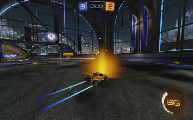 Watch Rocket League (32-bit, DX9, Cooked) 2 15 2019 1 57 10 PM GIF by Fnordy (@fnordy) on Gfycat. Discover more RocketLeague GIFs on Gfycat