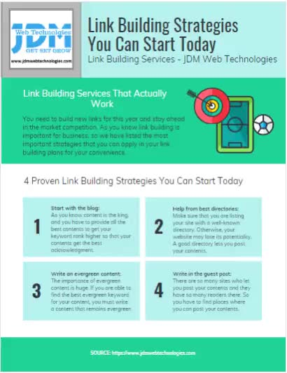 Watch and share Link Building Strategies You Can Start Today GIFs by JDM Web Technologies on Gfycat