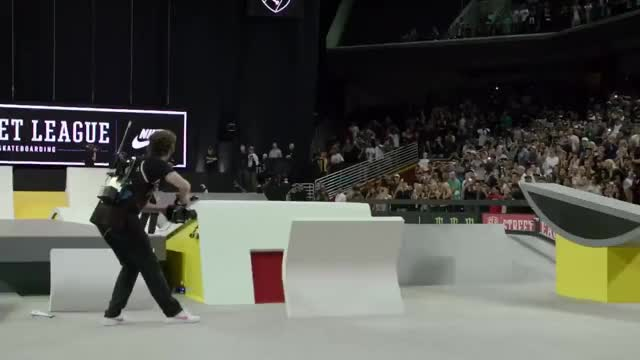 Watch One of the best moments in SLS history... 🇧🇷 Luan Oliveira first win. Luan ... GIF by @l-orion-l on Gfycat. Discover more Street League Skateboarding GIFs on Gfycat