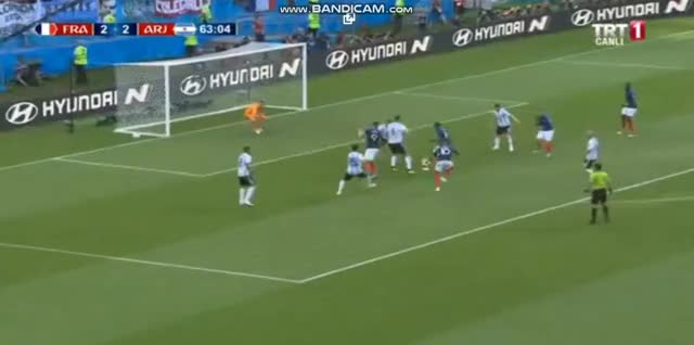 Watch and share MBAPPE GOAL!!! FRANCE 3-2 ARGENTINA WORLD CUP GIFs on Gfycat