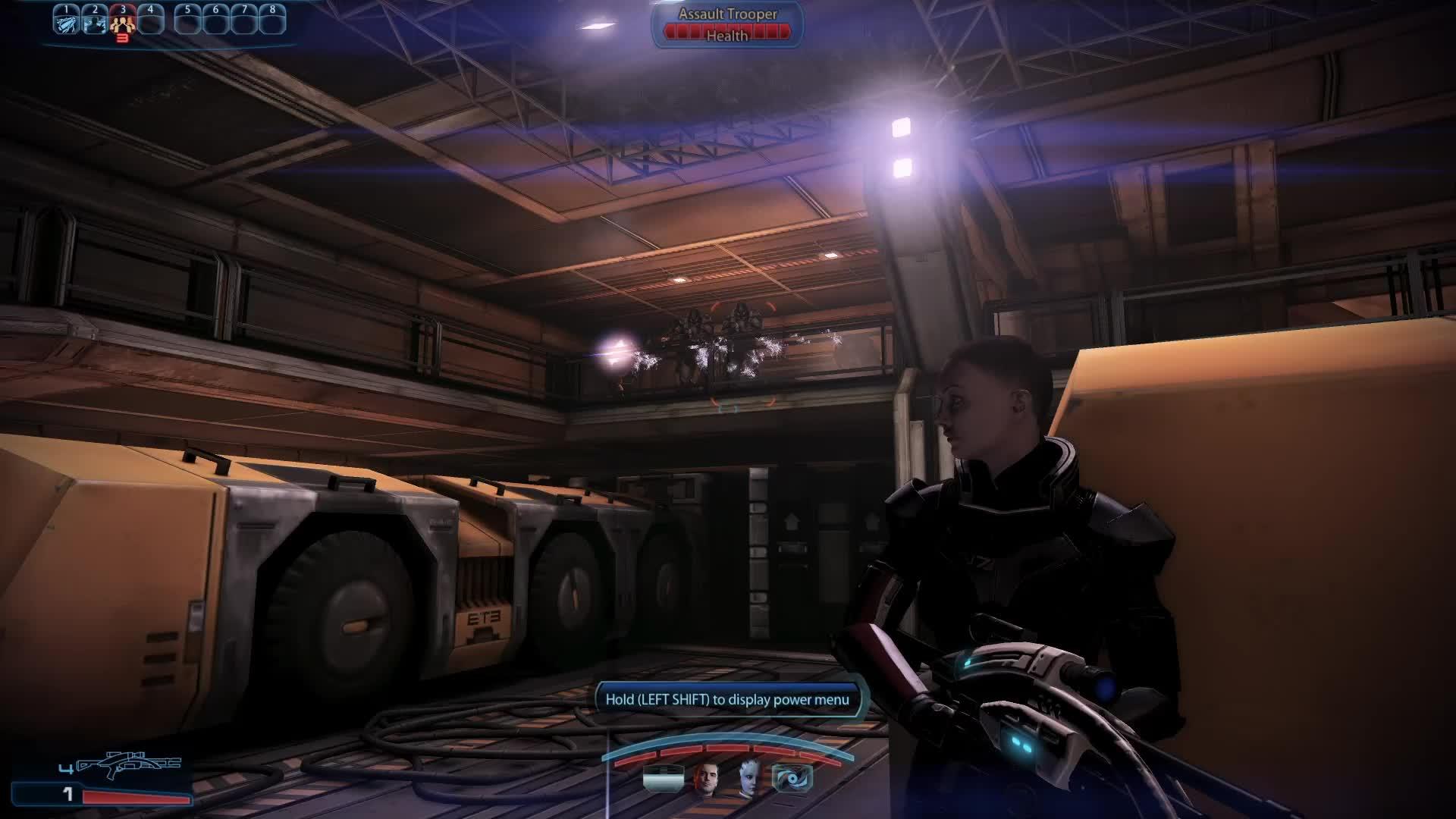 SteamController, steamcontroller, Mass Effect 3 - Steam Controller Radial Menu GIFs