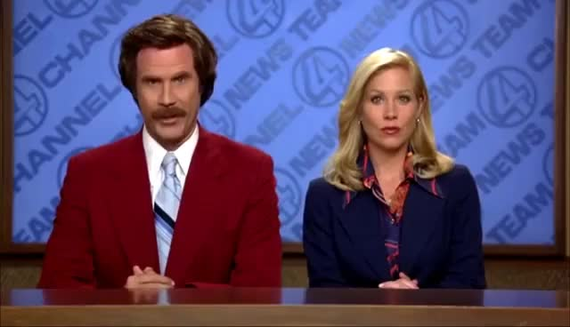 Watch and share Anchorman: Go Fuck Yourself San Diego GIFs on Gfycat