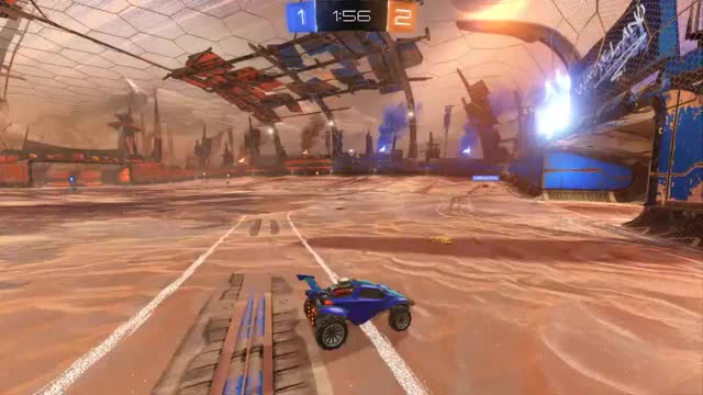 Watch and share Rocket League GIFs by gettin_schwifty on Gfycat