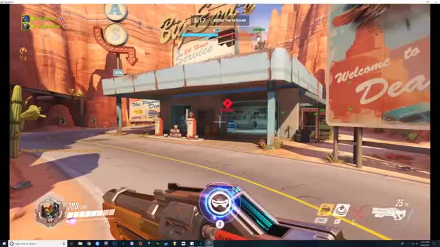 Watch Laggy Overwatch GIF on Gfycat. Discover more related GIFs on Gfycat