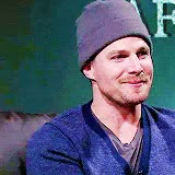 Watch this GIF on Gfycat. Discover more *, arrowcastedit, interview, rickardsamell, samelledit, stephen amell, stephenamelledit GIFs on Gfycat