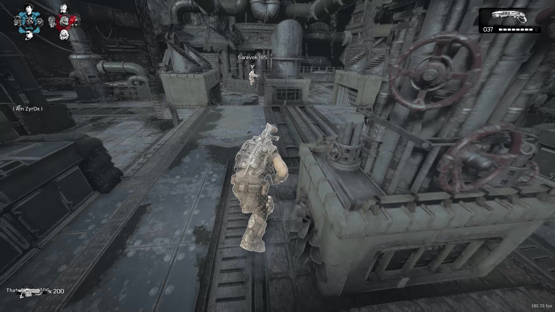 gearsofwar, Working as intended GIFs