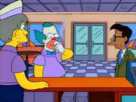 Watch and share Simpsons GIFs and Burger GIFs on Gfycat