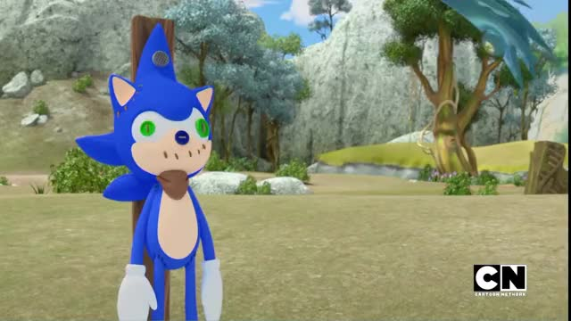 Watch and share Sonic Boom S02E33 - Sticks And Amy's Excellent Staycation GIFs by Damiel Quantel Demo'n Smith on Gfycat