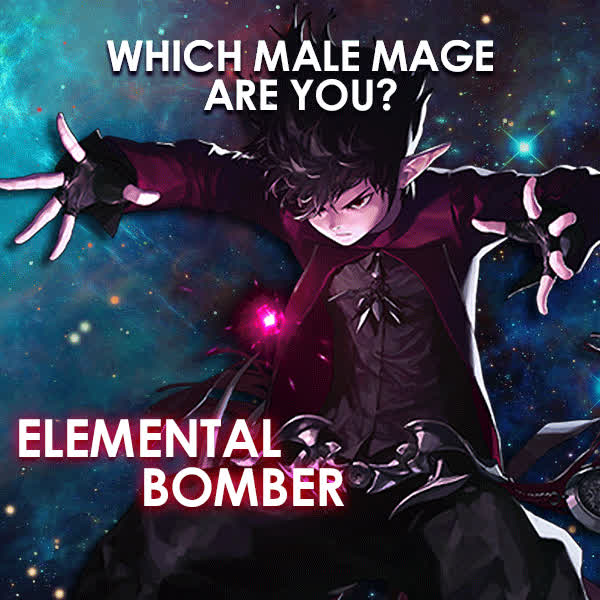dungeon fighter online, DFO Male Mage GIFs