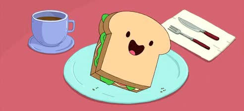 Watch and share Sandwich GIFs by Reactions on Gfycat