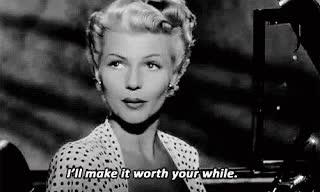 Watch and share Rita Hayworth GIFs on Gfycat