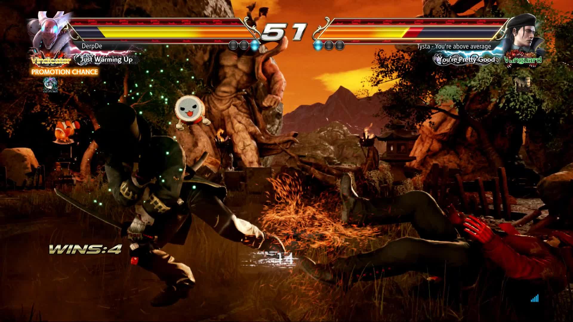 Tekken7, Great GIFs