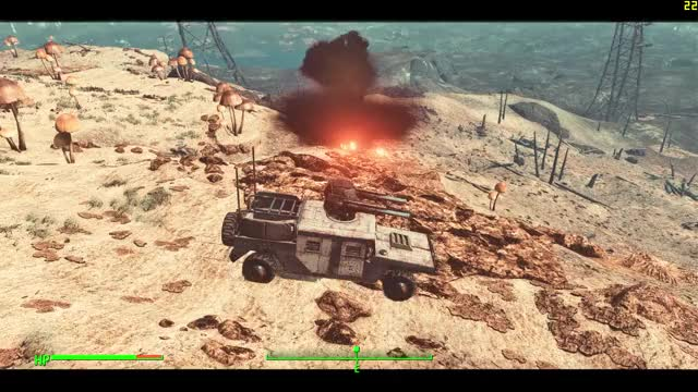 Watch and share Fallout4 7 26 2019 1 28 52 PM GIFs by diegonom on Gfycat