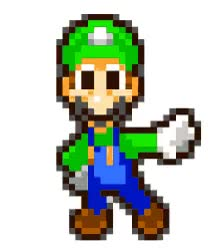 Watch and share Luigi GIFs on Gfycat