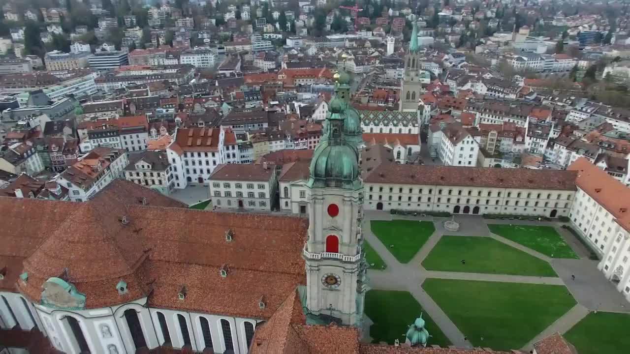City, Dji, Switzerland, beautiful, best, djiphantom, drone, footage, phantom, professional, St. Gallen in 4K   Beautiful Switzerland GIFs