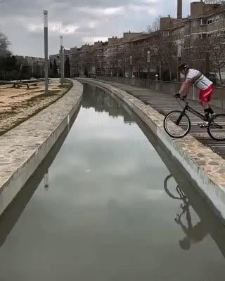 Watch and share Bike Jump GIFs on Gfycat